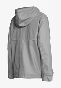 Dorothy Perkins Maternity - MATERNITY SHORT RAINCOAT - Vodotěsná bunda - light grey - 1