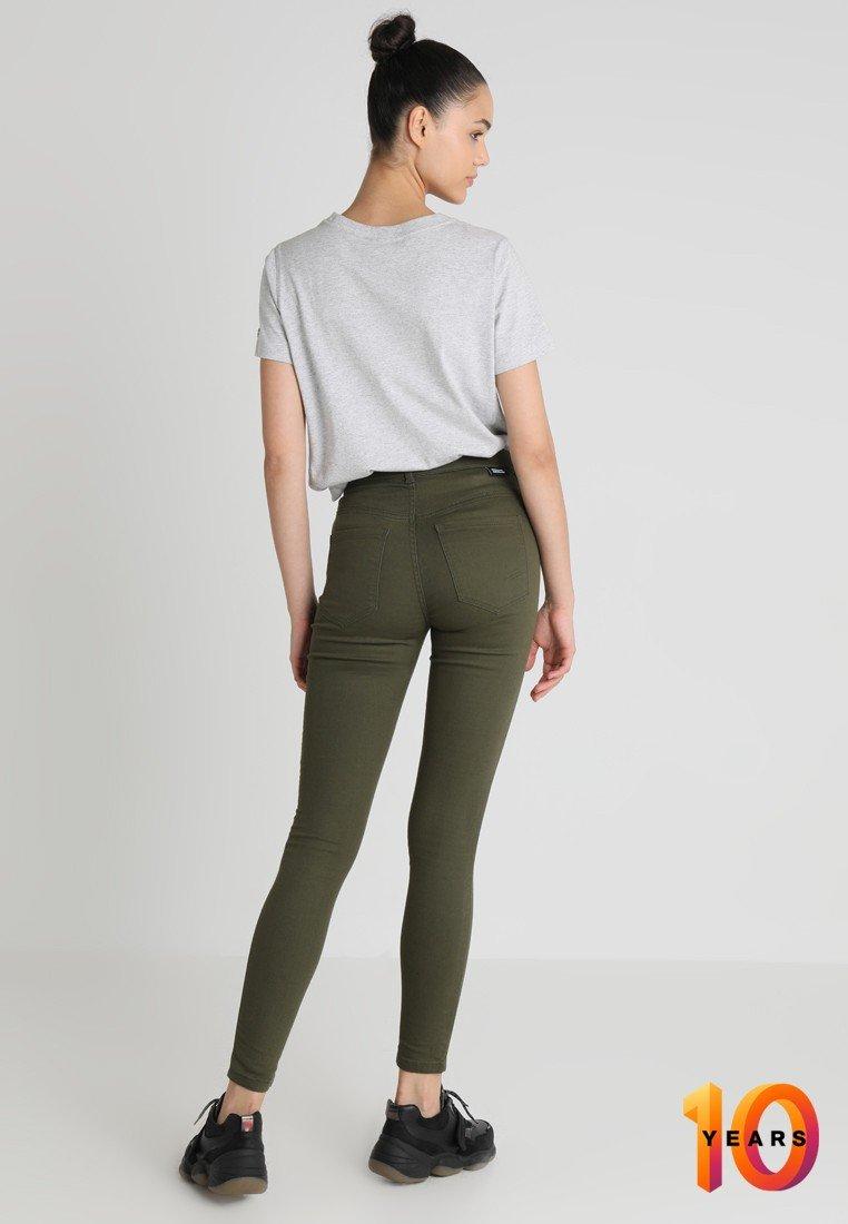 Skinny denim Dr Utility LexyJeans Green 8wPOk0n