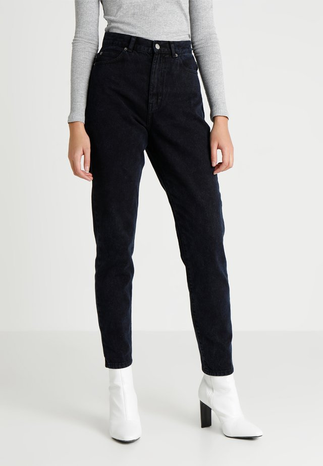 NORA - Jeans Tapered Fit - dark sapphire