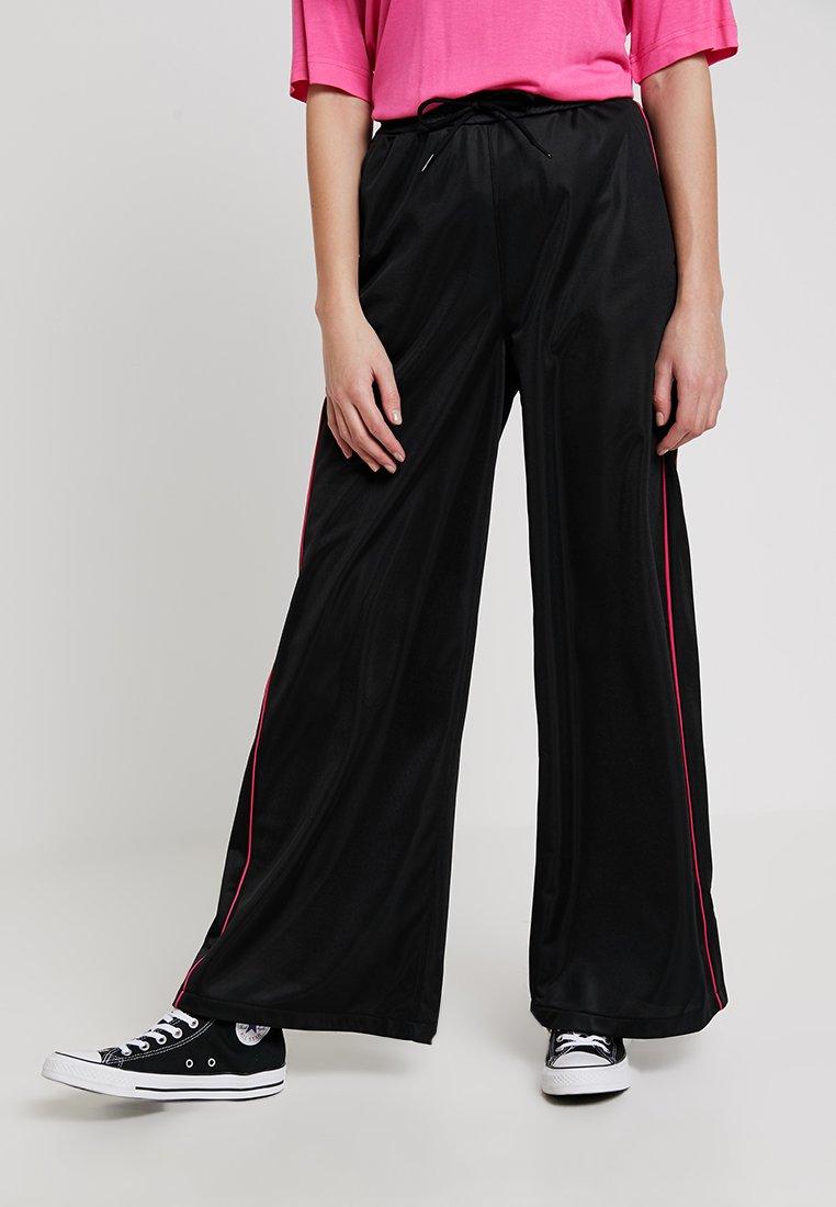 Dr.Denim - ASTA TROUSERS - Trousers - black