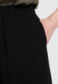 Dr.Denim - ABEL TROUSERS - Kalhoty - black - 4