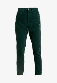 Dr.Denim - NORA - Pantalones - deep green - 5