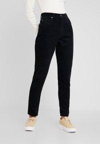 Dr.Denim - NORA - Trousers - black - 0