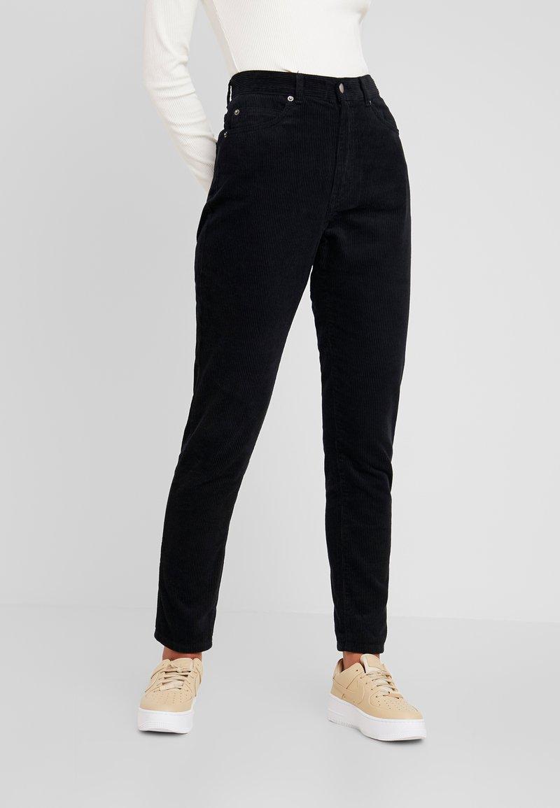 Dr.Denim - NORA - Trousers - black
