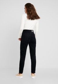 Dr.Denim - NORA - Trousers - black - 2