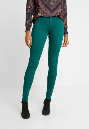 PLENTY - Skinny džíny - deep green