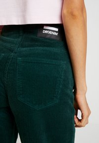 Dr.Denim - JAM - Broek - deep green cord - 3