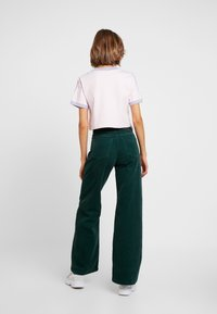 Dr.Denim - JAM - Broek - deep green cord - 2