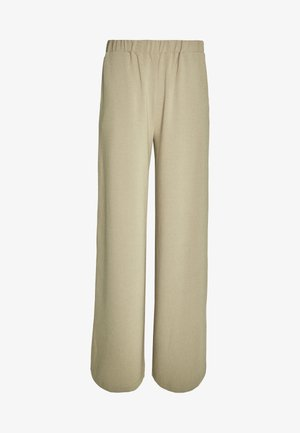 BELL TROUSERS - Bukse - green agate