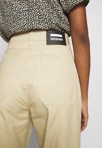 Dr.Denim - TUVA WORKER PANTS - Trousers - desert - 5