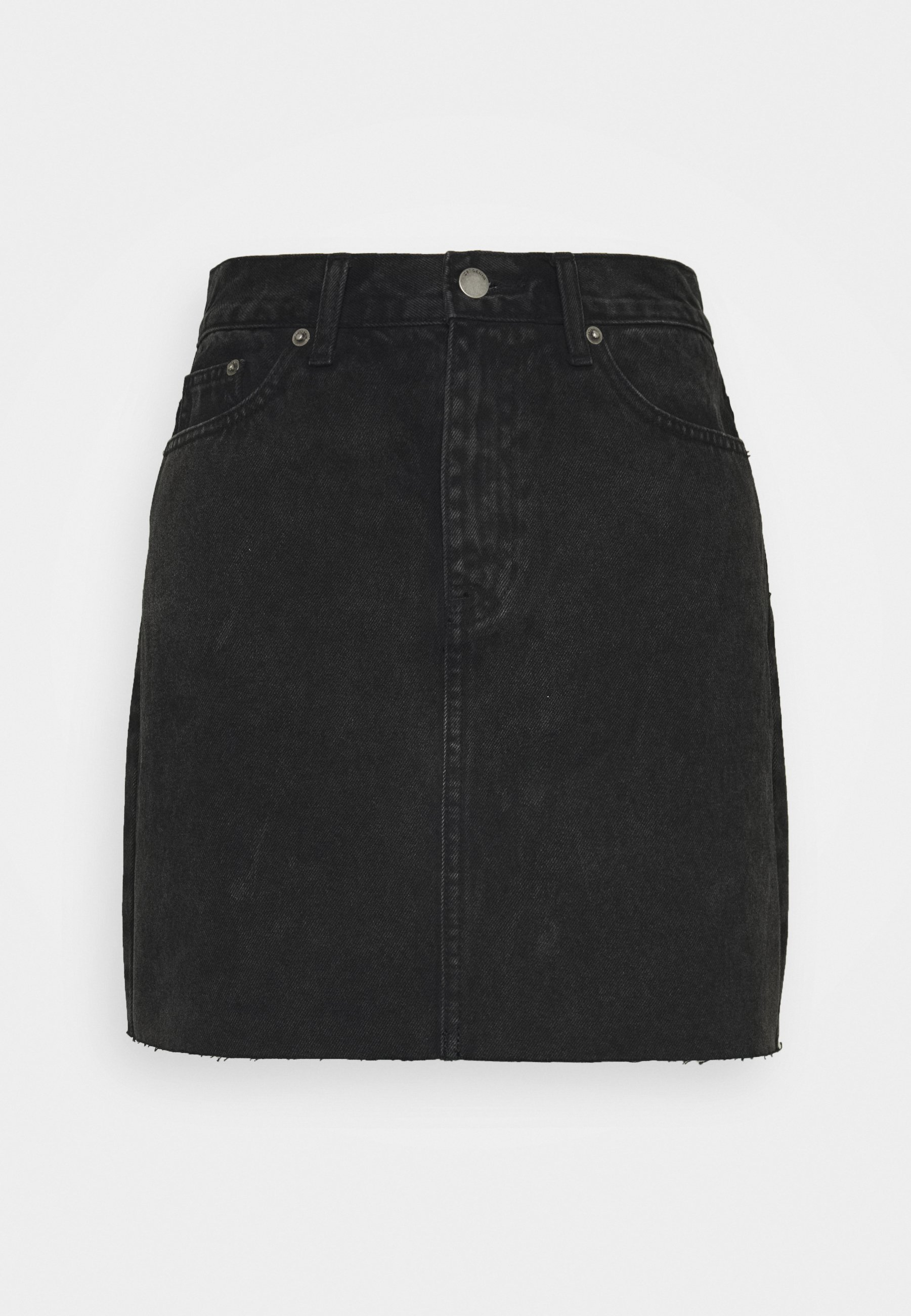 MALLORY SKIRT A linjekjol retro black