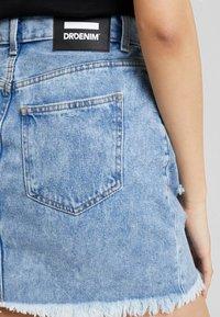 Dr.Denim - MALLORY SKIRT - Denimová sukně - canyon blue - 5