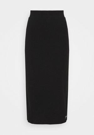TABITHA SKIRT - Blyantskjørt - black