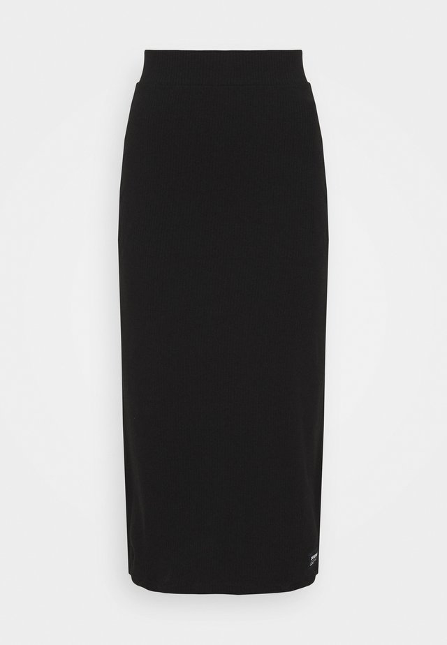 TABITHA SKIRT - Pencil skirt - black