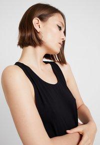 Dr.Denim - DAY DRESS - Maxi šaty - black - 4