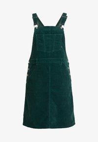 Dr.Denim - VIDA PINAFORE DRESS - Denní šaty - deep green - 4