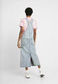 Dr.Denim - HANAE PINAFORE DRESS - Denim dress - downtown blue - 3