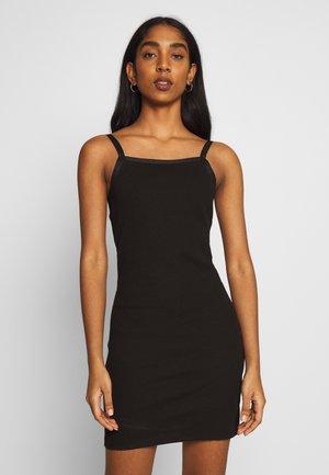 MISCHA DRESS - Denní šaty - black