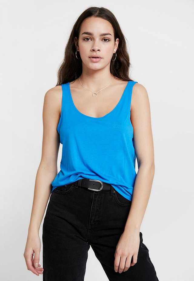ZORA SINGLET - Top - electric blue