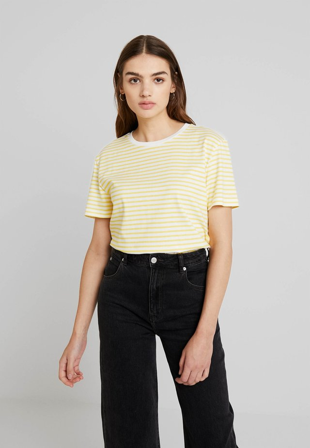 JAVA TEE - T-shirts print - pineapple