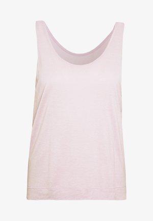 ZORA SINGLET - Top - rose quartz