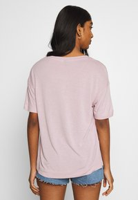 Dr.Denim - JACKIE TEE - Basic T-shirt - rose quartz - 2