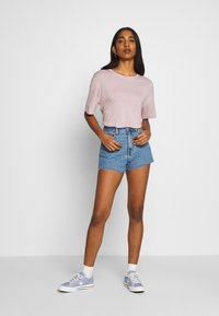Dr.Denim - JACKIE TEE - Basic T-shirt - rose quartz - 1