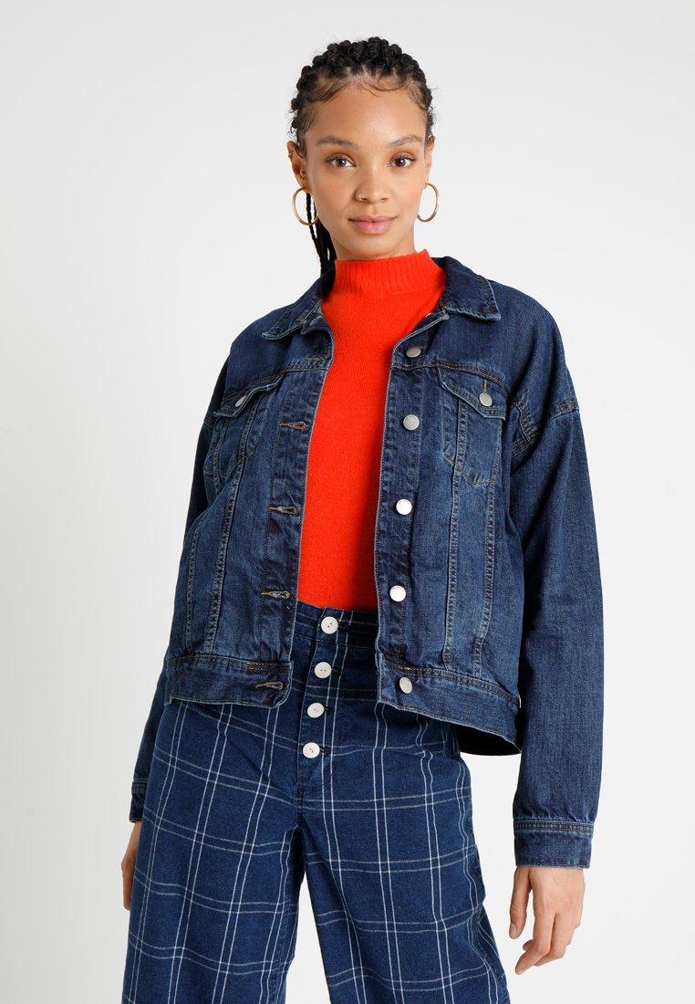 Dr.Denim - MAUREEN JACKET - Denim jacket - blue denim