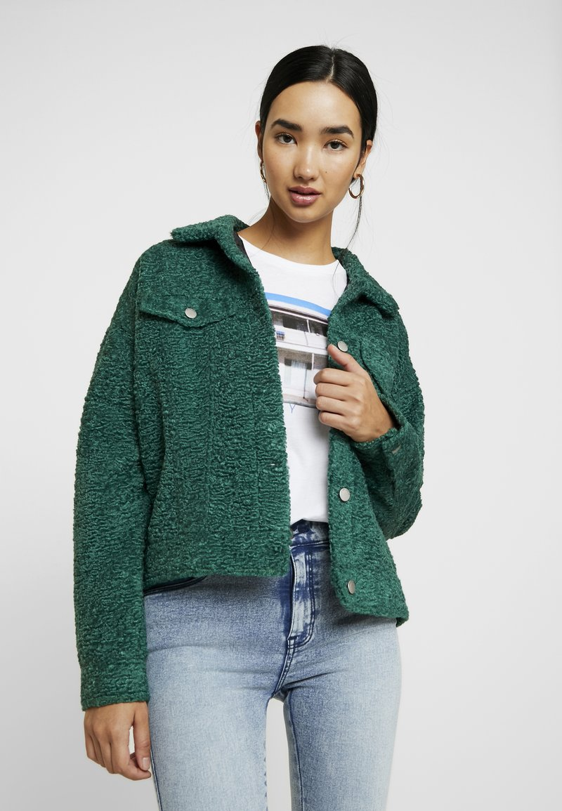 Dr.Denim - PIXLEY JACKET - Vinterjakke - deep green