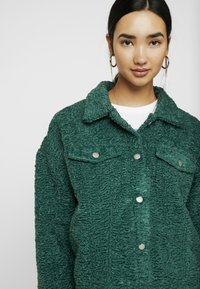 Dr.Denim - PIXLEY JACKET - Vinterjakke - deep green - 3