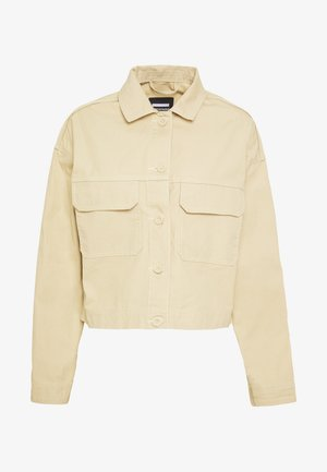 NEVADA WORKER JACKET - Denim jacket - desert