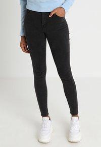 Dr.Denim - LEXY - Jeans Skinny Fit - old black - 0