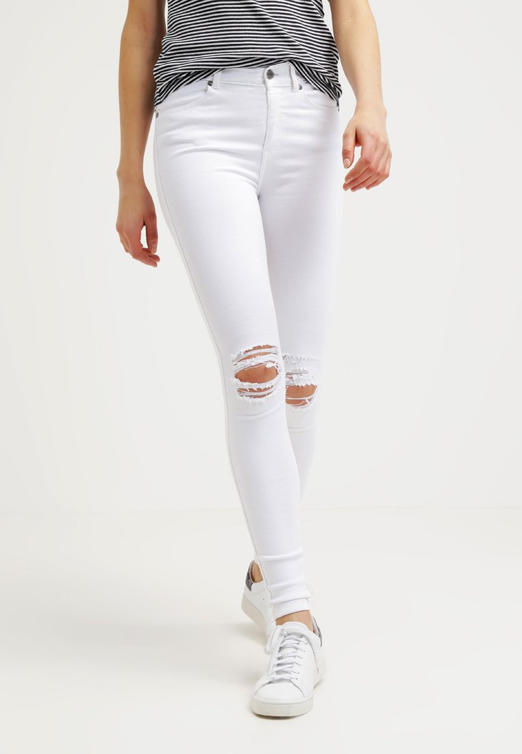 Dr.Denim - LEXY - Jeans Skinny Fit - white