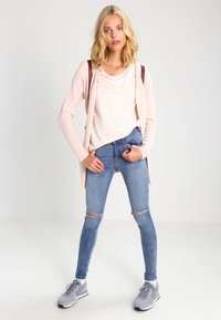 Dr.Denim - LEXY - Jeans Skinny Fit - light stone destroyed - 1
