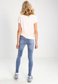 Dr.Denim - LEXY - Jeans Skinny Fit - light stone destroyed - 2