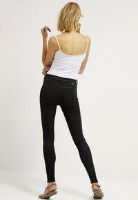 Dr.Denim - LEXY - Jeans Skinny Fit - black - 2