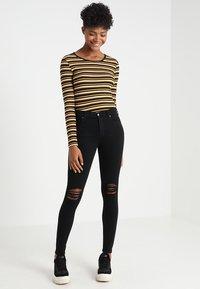 Dr.Denim - LEXY - Jeans Skinny Fit - black - 1