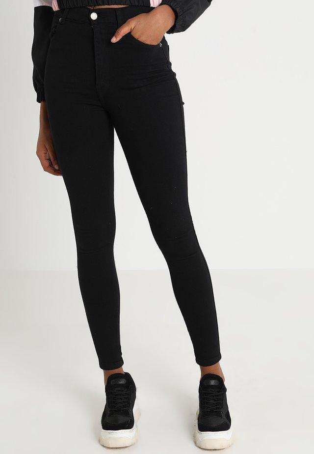 MOXY - Skinny džíny - black