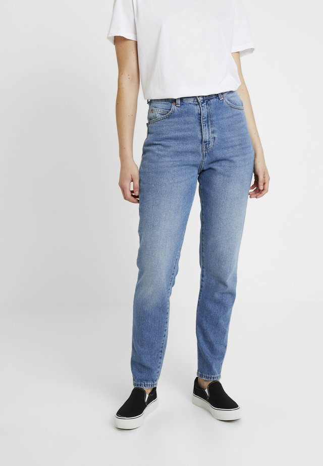 NORA - Relaxed fit jeans - melrose blue
