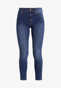 Dr.Denim - LEXY - Skinny džíny - organic mid blue - 5
