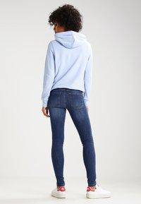 Dr.Denim - LEXY - Skinny džíny - organic mid blue - 2