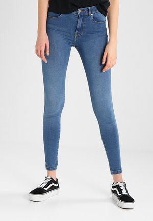 LEXY - Jeans Skinny - mid ocean blue