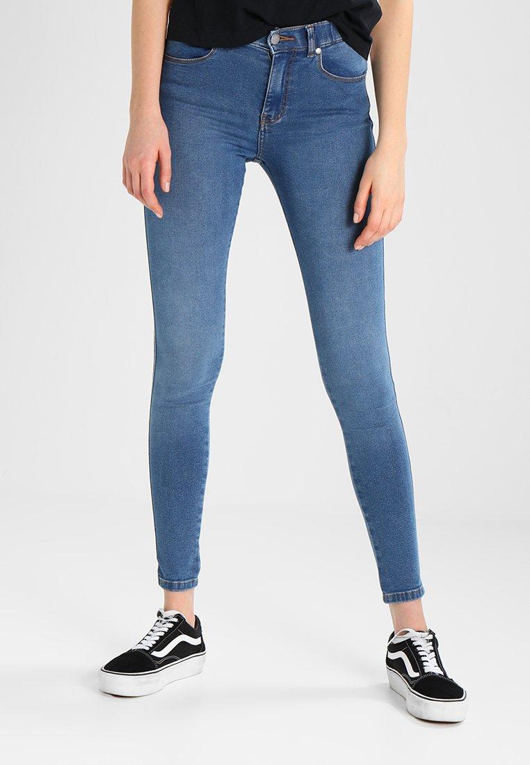 Dr.Denim - LEXY - Jeans Skinny Fit - mid ocean blue
