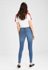 Dr.Denim - LEXY - Jeans Skinny Fit - mid ocean blue - 2