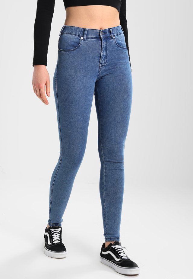 LEXY - Jeans Skinny Fit - pure mid blue