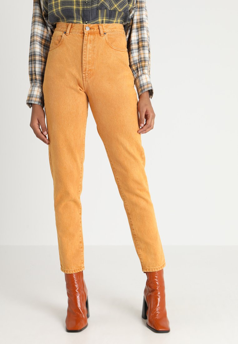 Dr.Denim - NORA - Relaxed fit jeans - dusty gold