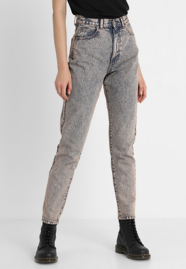 Dr.Denim - NORA - Relaxed fit jeans - stone peach