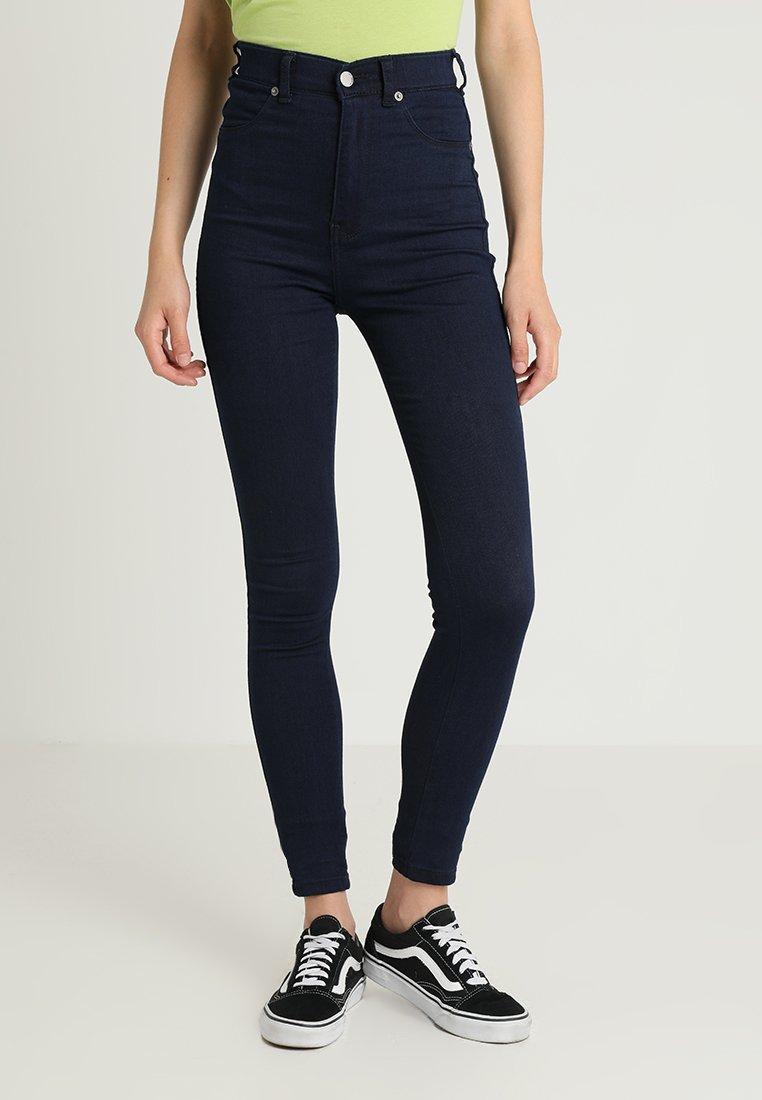 Dr.Denim - SOLITAIRE - Trousers - darkest blue