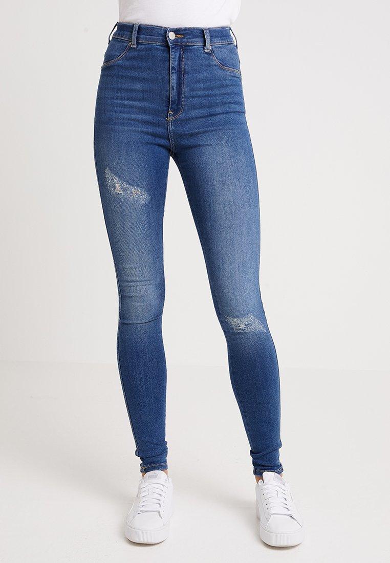 Dr.Denim - SOLITAIRE - Trousers - vagabond blue