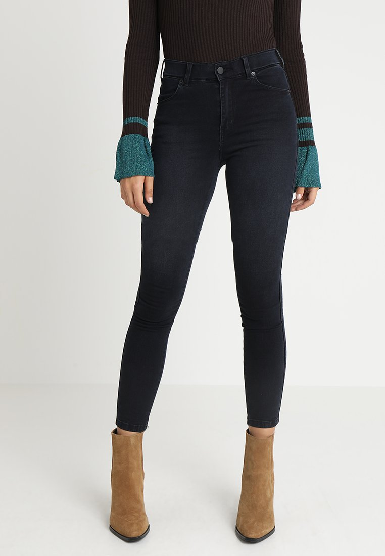 Dr.Denim - LEXY - Jeans Skinny Fit - pitch dark blue
